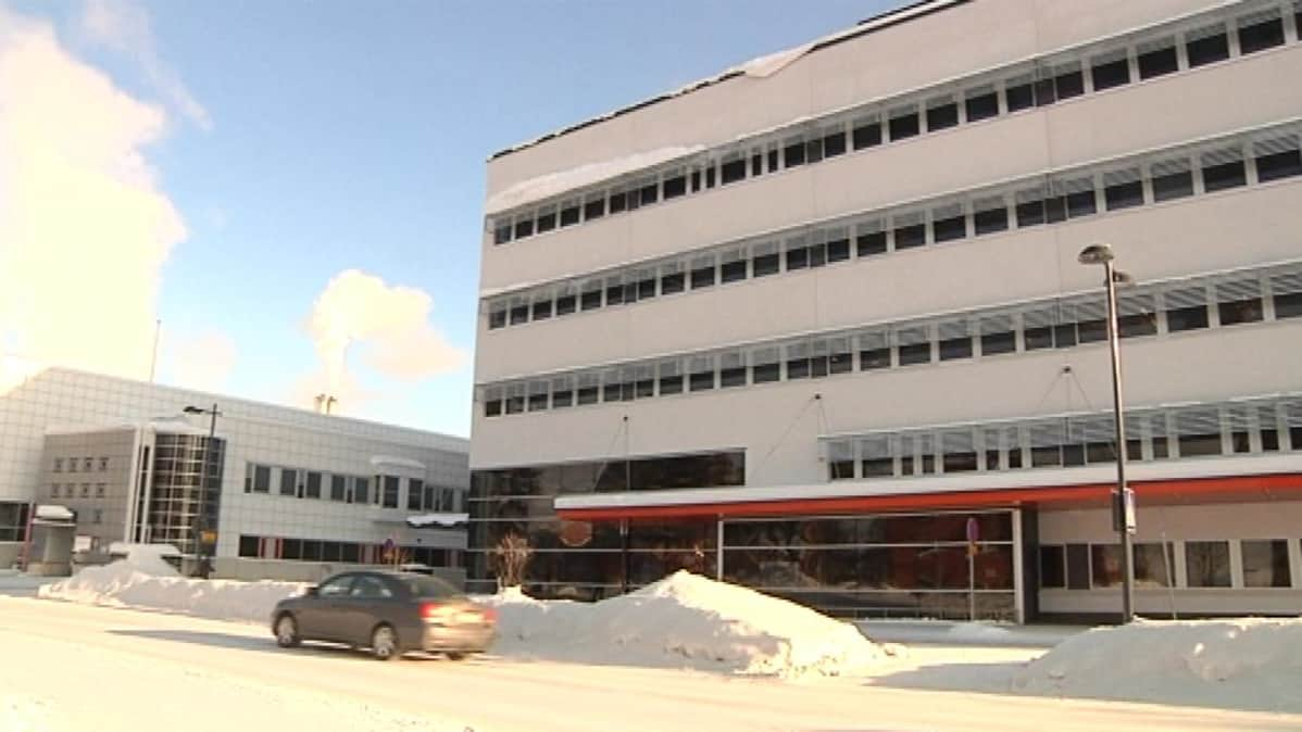 Oulun Avohoitotalo