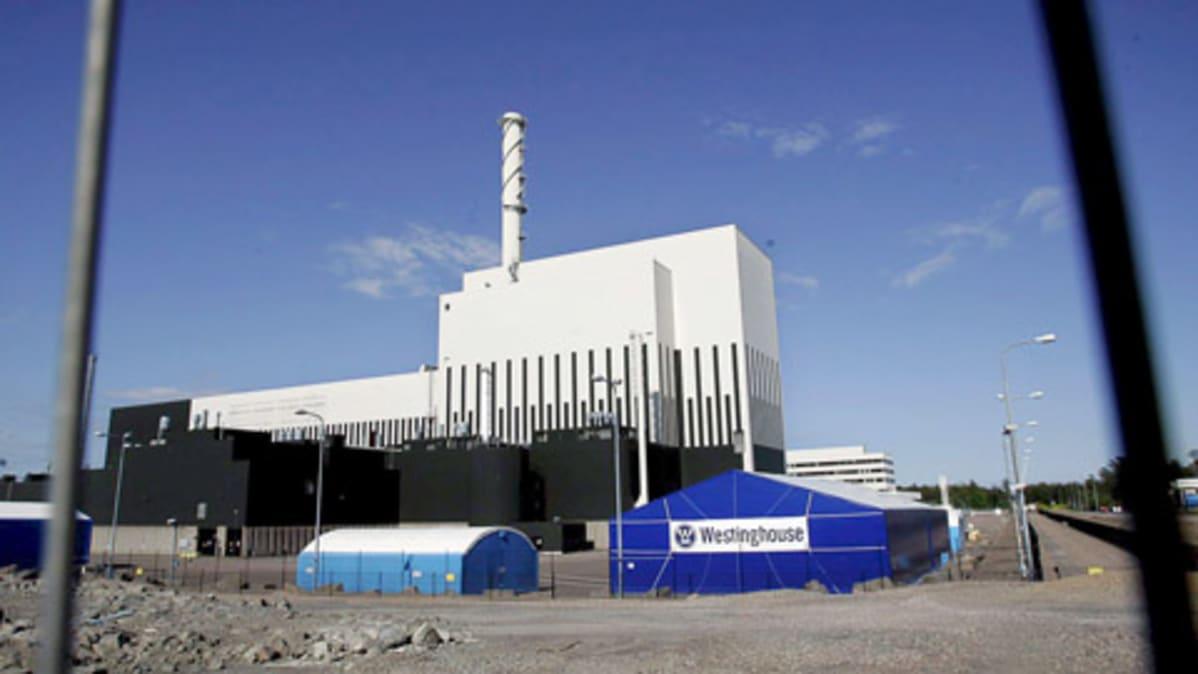 Ruotsin Ydinvoimalat