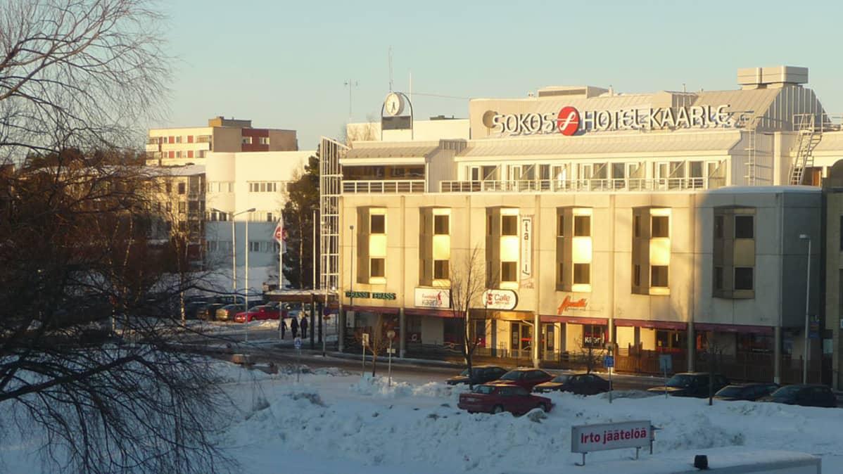Hotellit Korona