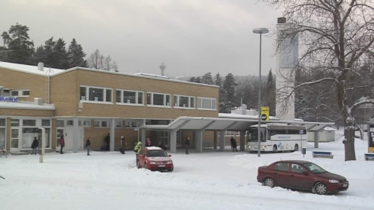Linja-Autoasema Kuopio