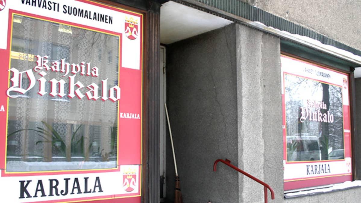 Kahvila Vinkalo