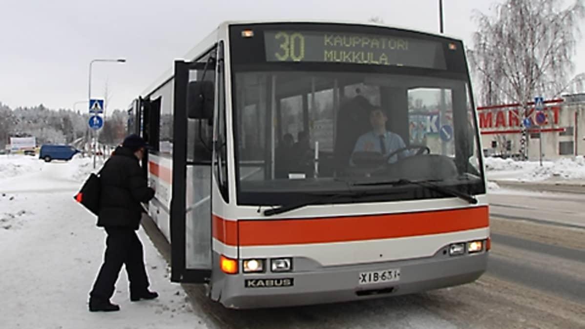 Lahden Bussiliikenne
