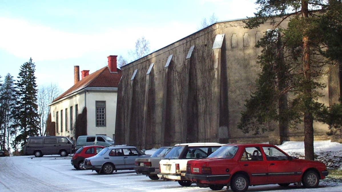 Vankisairaala