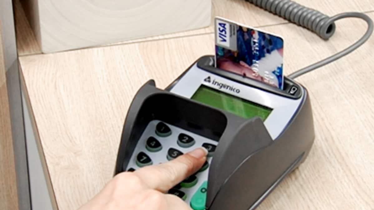 Maksukorttipääte