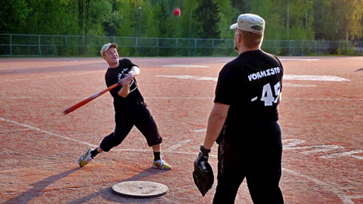 Pesäpallo Tampere