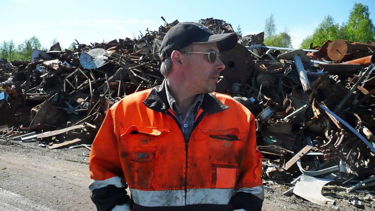 Rovaniemen Metallikierrätys