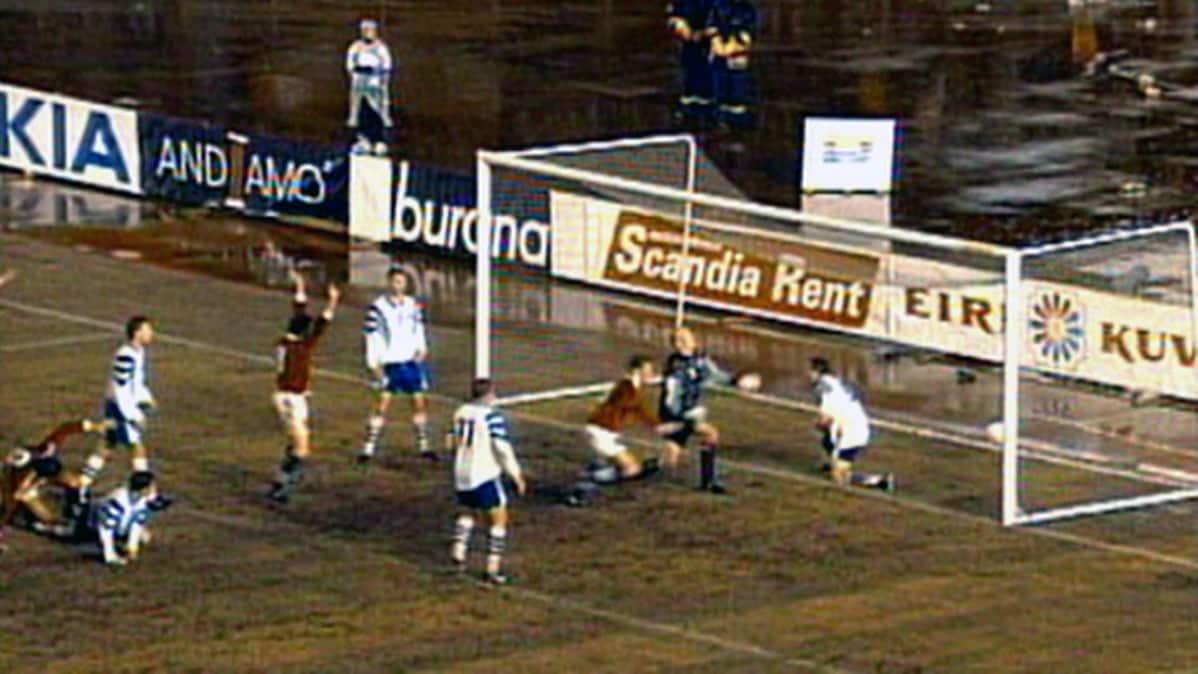 Suomi Unkari 1997