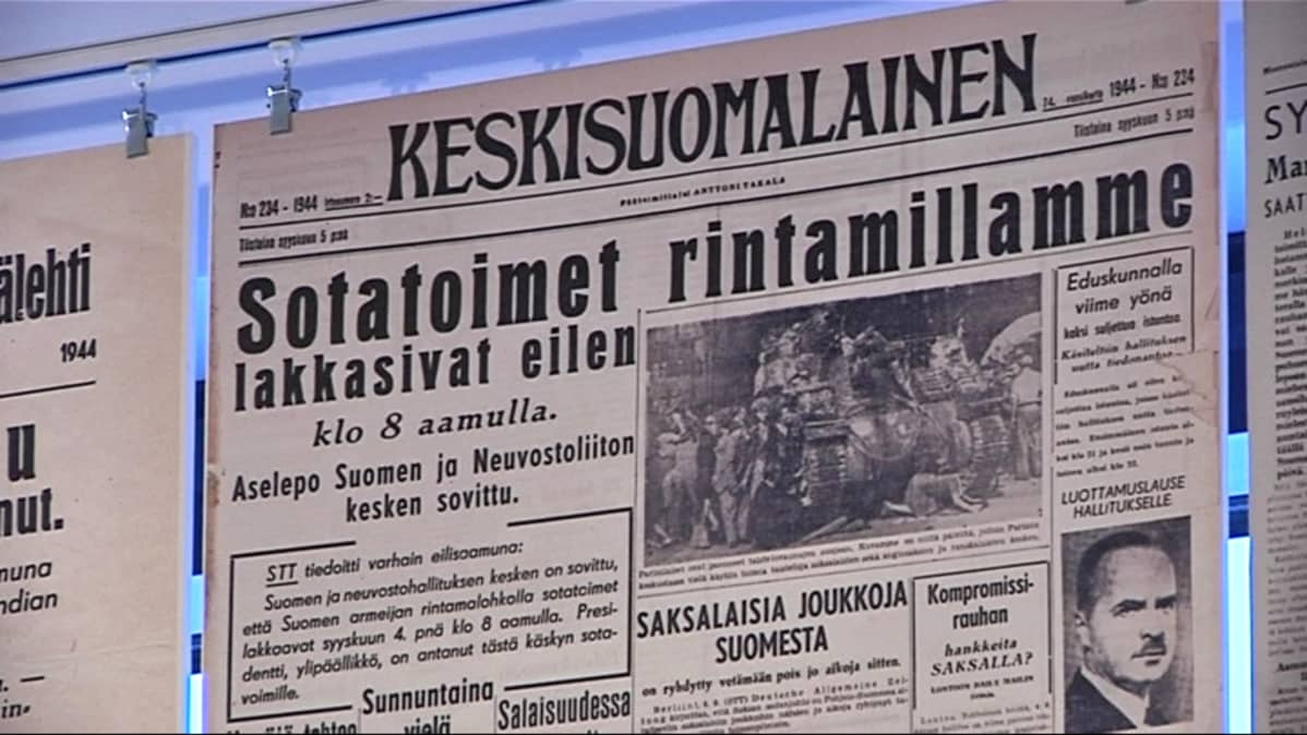 Keskisuomalainen Uutiset