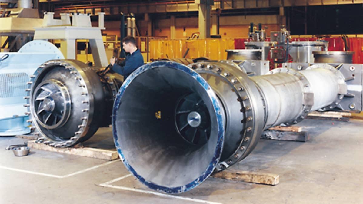 Sulzer Pumps Finland