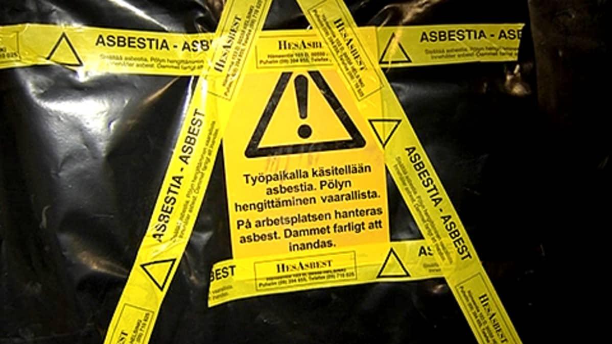 Asbestipöly