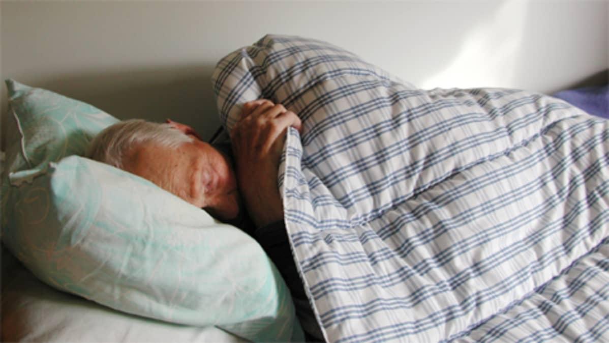 Nukkumisasento
