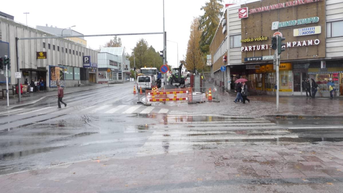 Talviaikataulut Kuopio