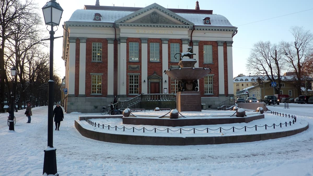 Kirjastokortti Turku