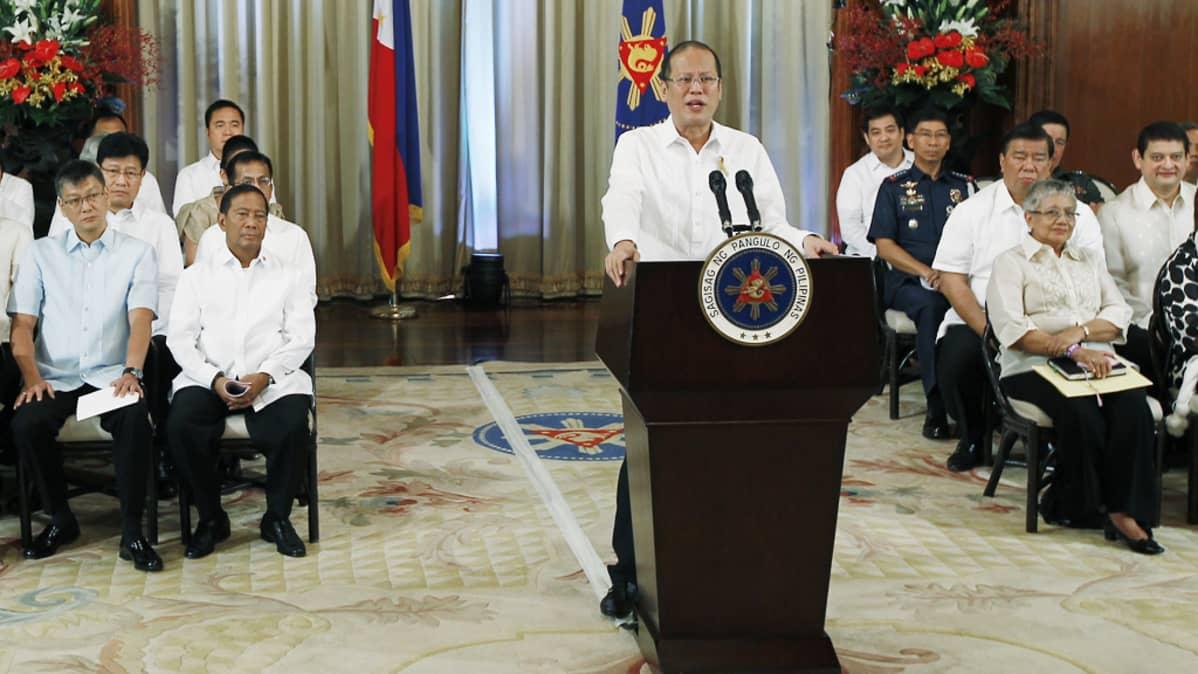 Filippiinien Presidentti