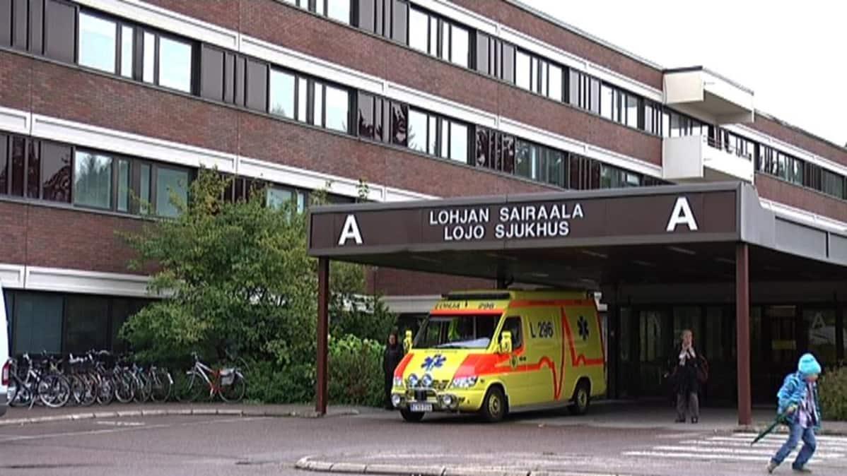 Lohjan Sairaala Ortopedia