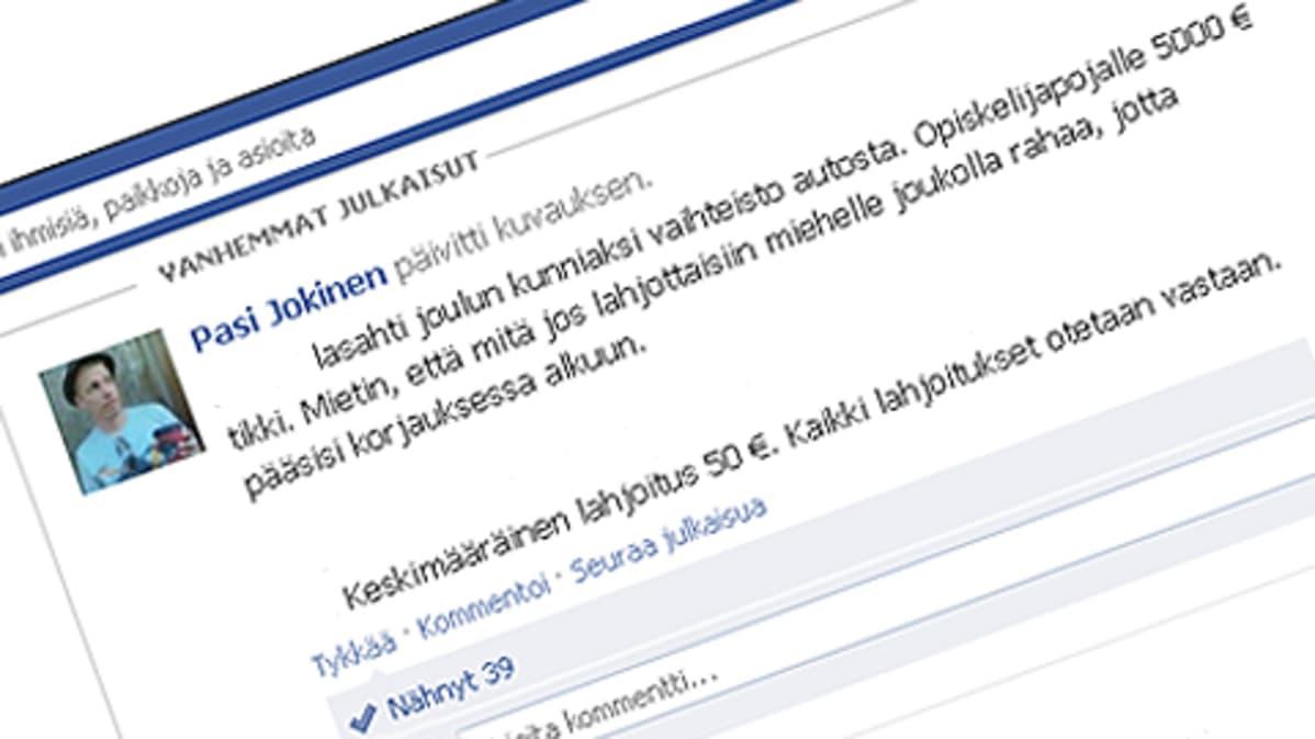 Facebook Suljettu Ryhmä