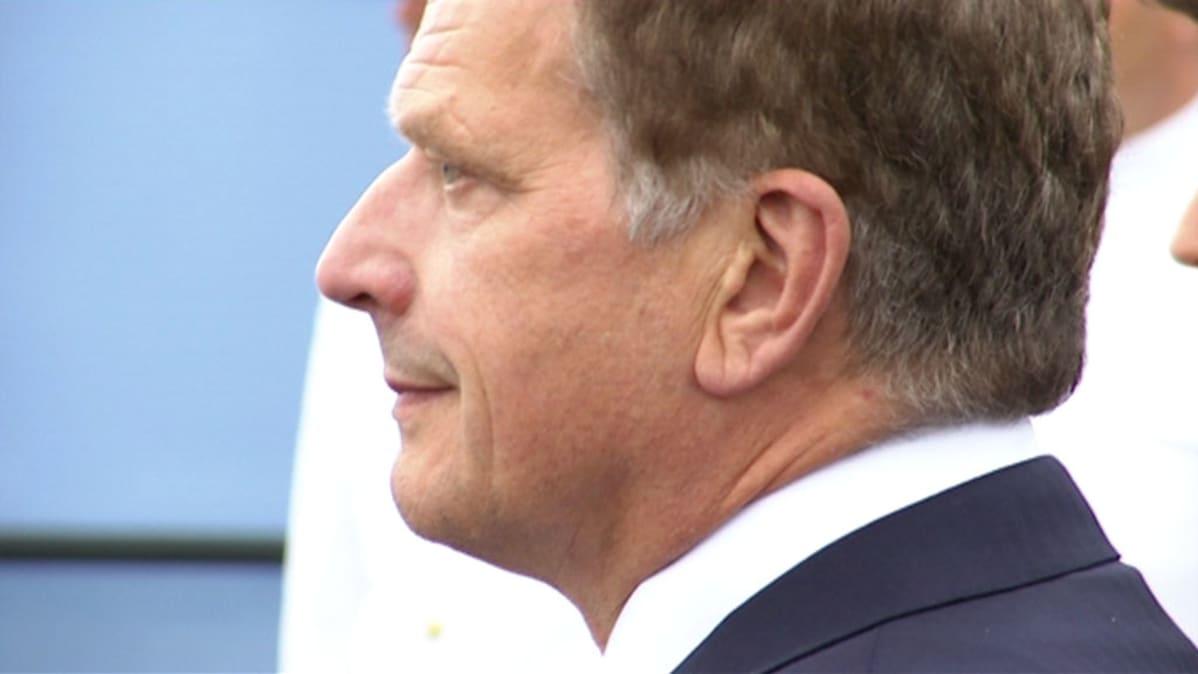 Presidentin Palkkio