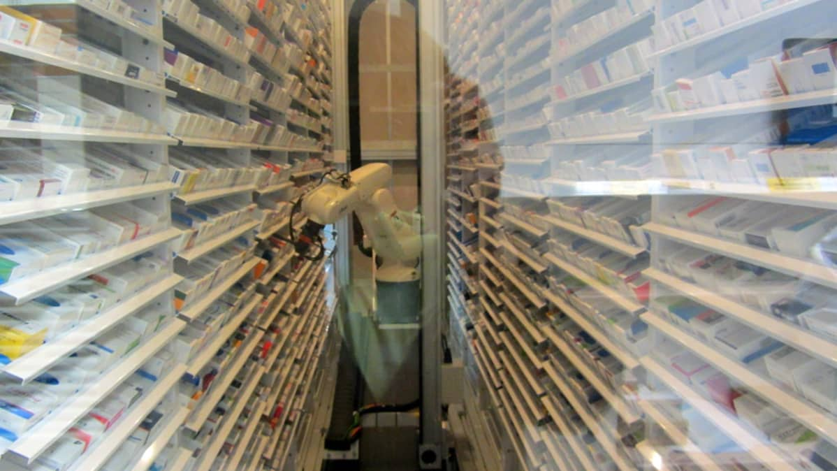 Lääkkeitä Ulkomailta