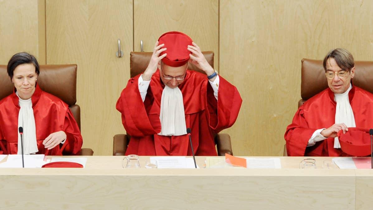 Perustuslakituomioistuin