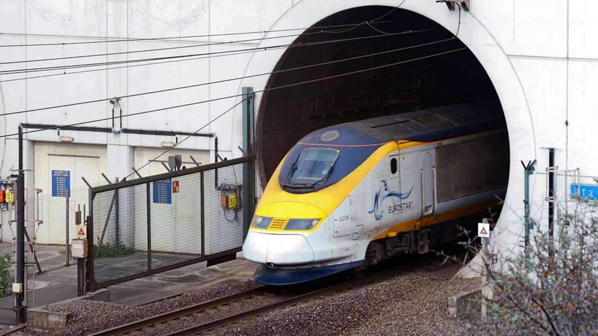 Eurostar Juna