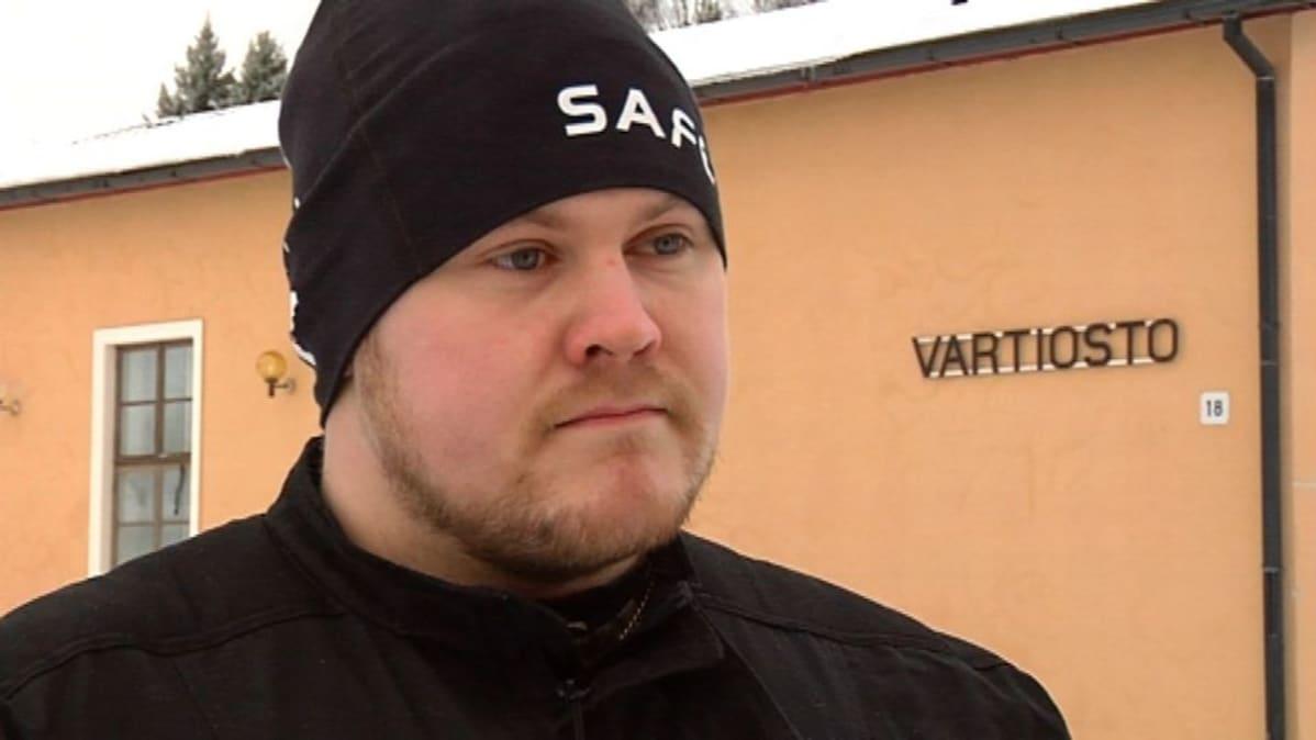 Hannes Mäkipernaa