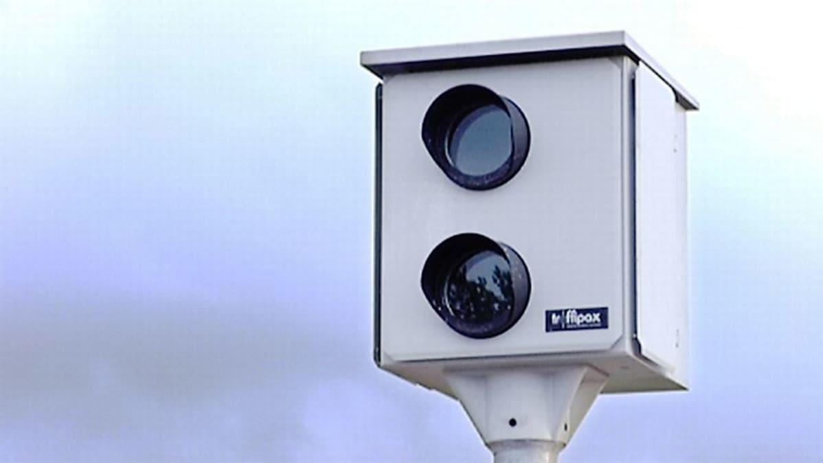 Ylinopeus Kamera