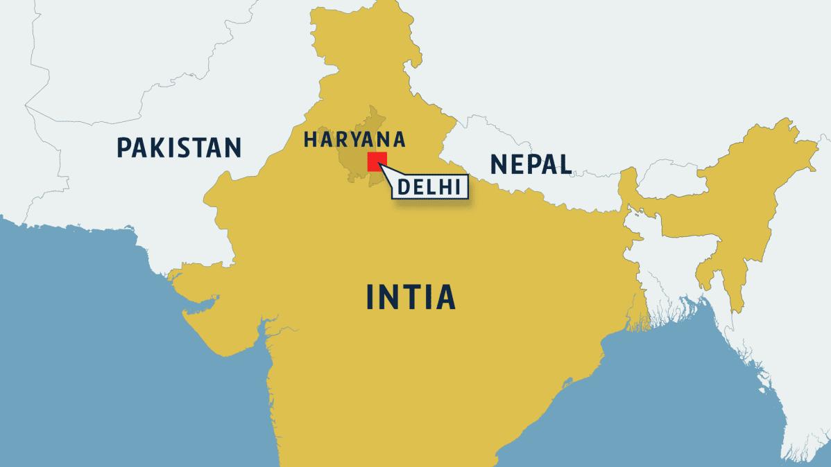Intian Pääkaupunki