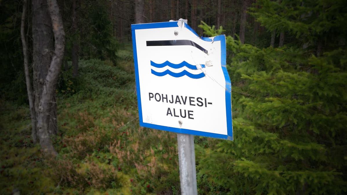 Pohjavesialue