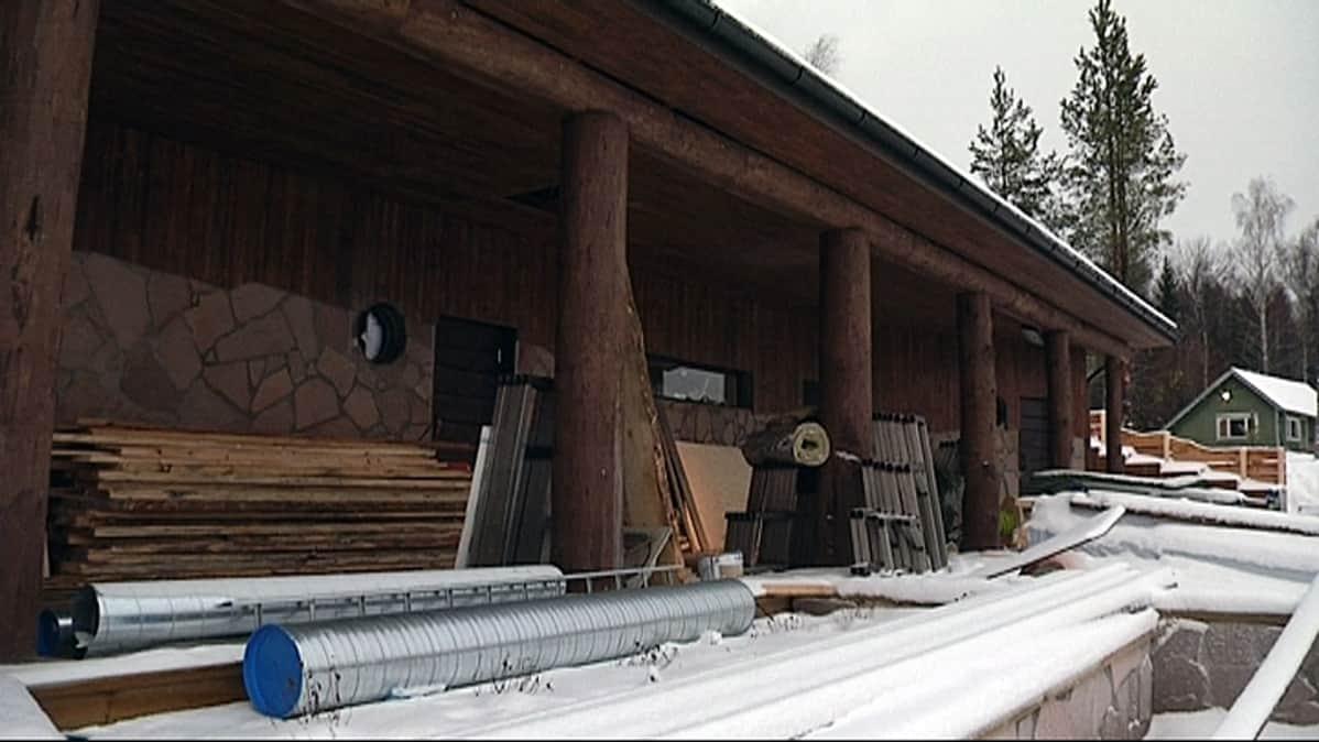 Käyrälammen Sauna