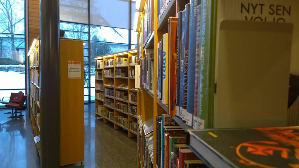 Kirjasto Paimio
