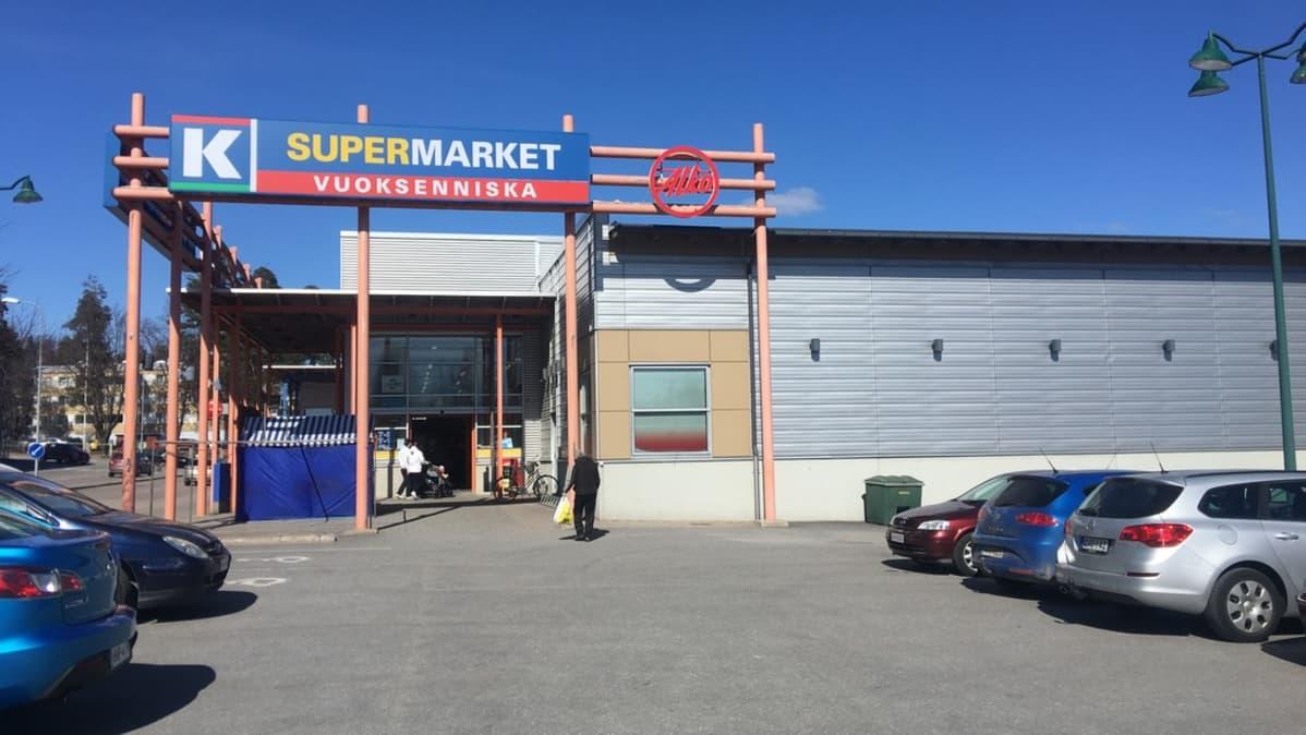 K-Supermarket Vuoksenniska