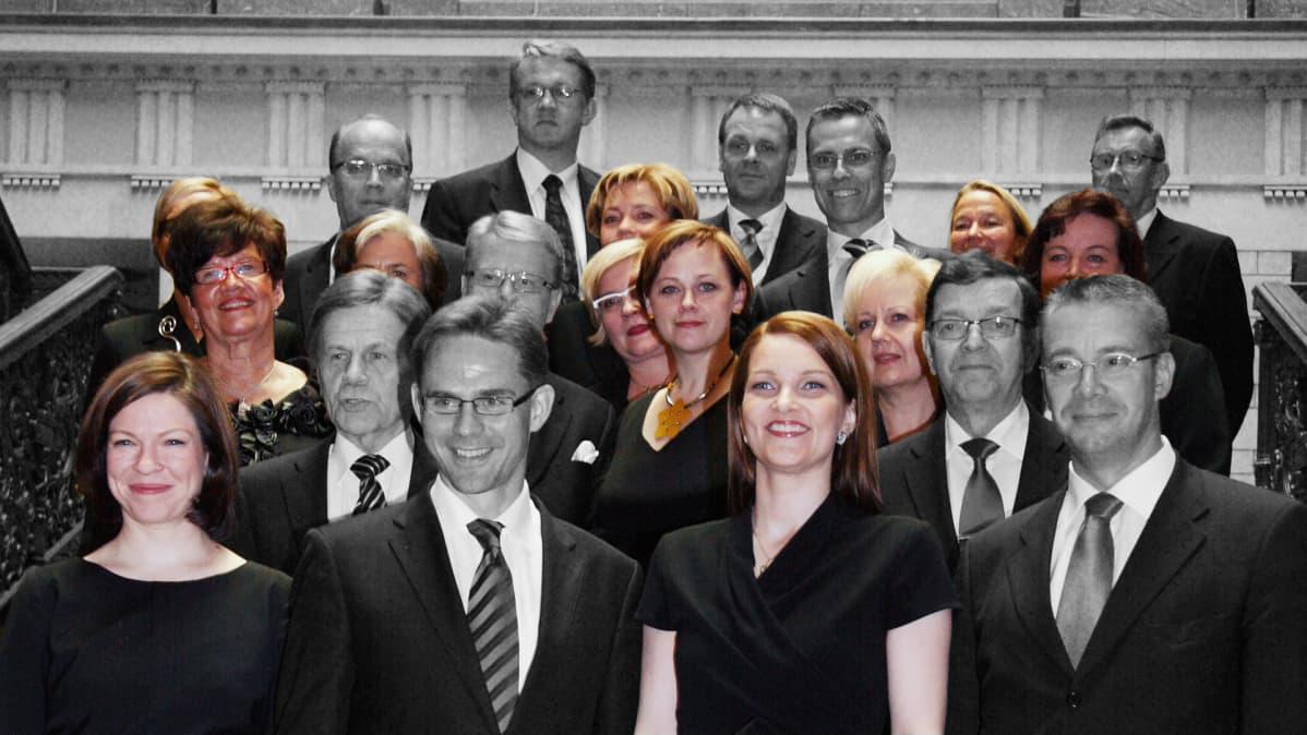 Kiviniemen Hallitus