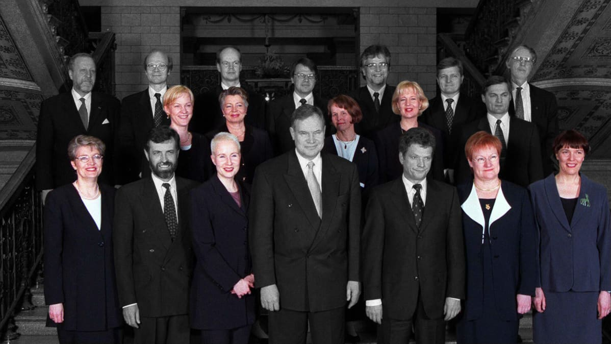 Lipposen Hallitus