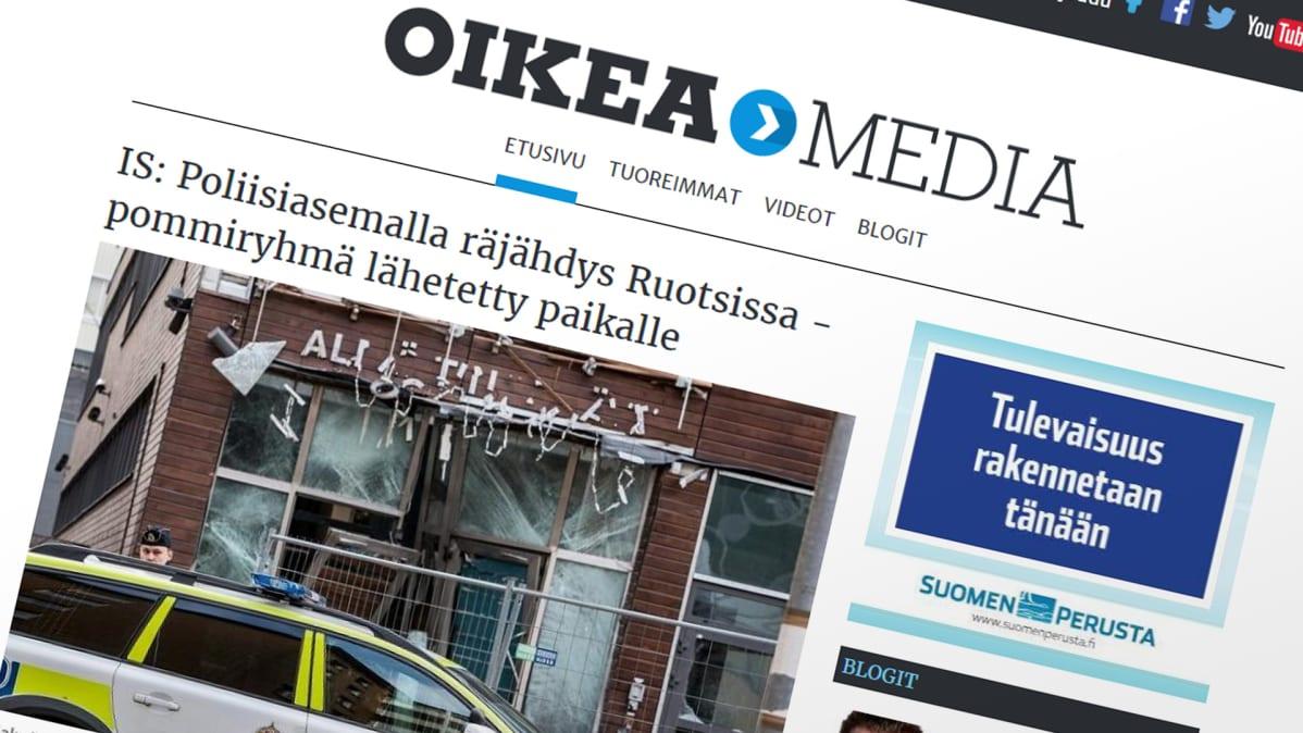 Käytetty Auto Ruotsista Nettisivut