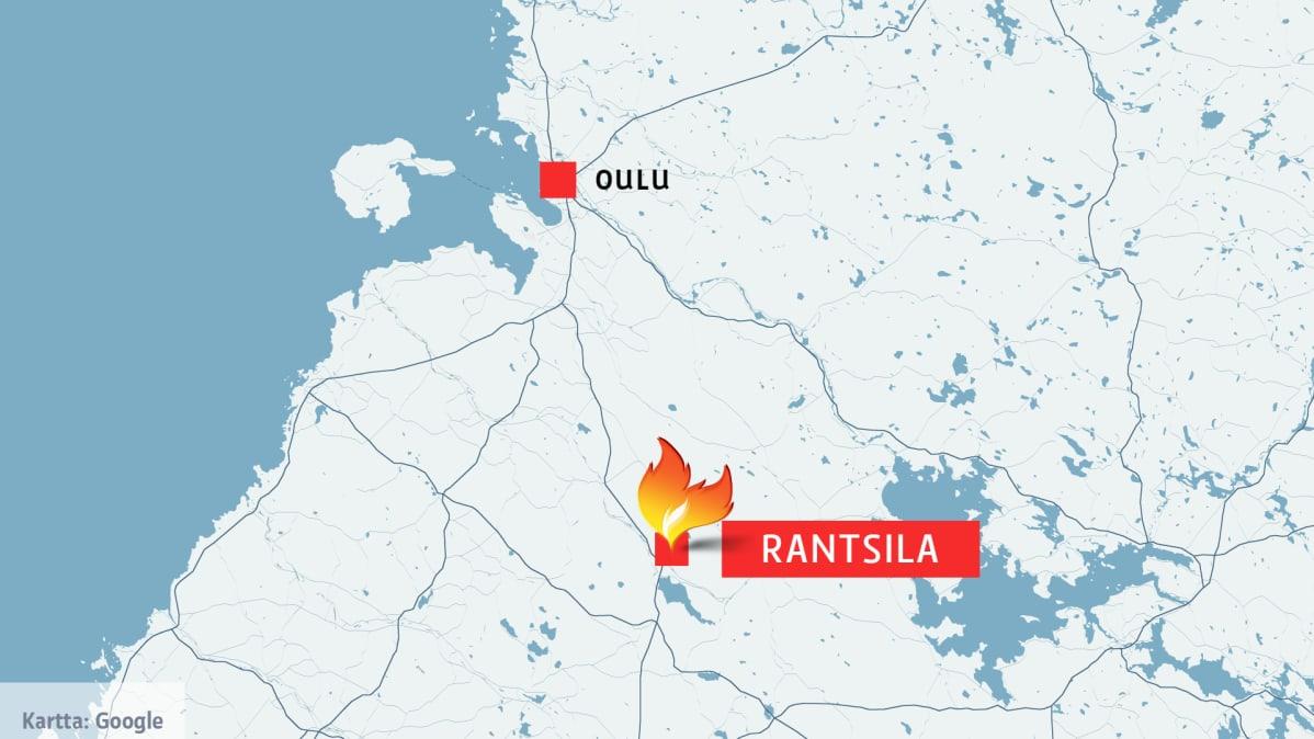 Rantsila Tulipalo