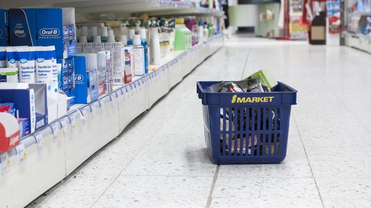 S Market Rautavaara