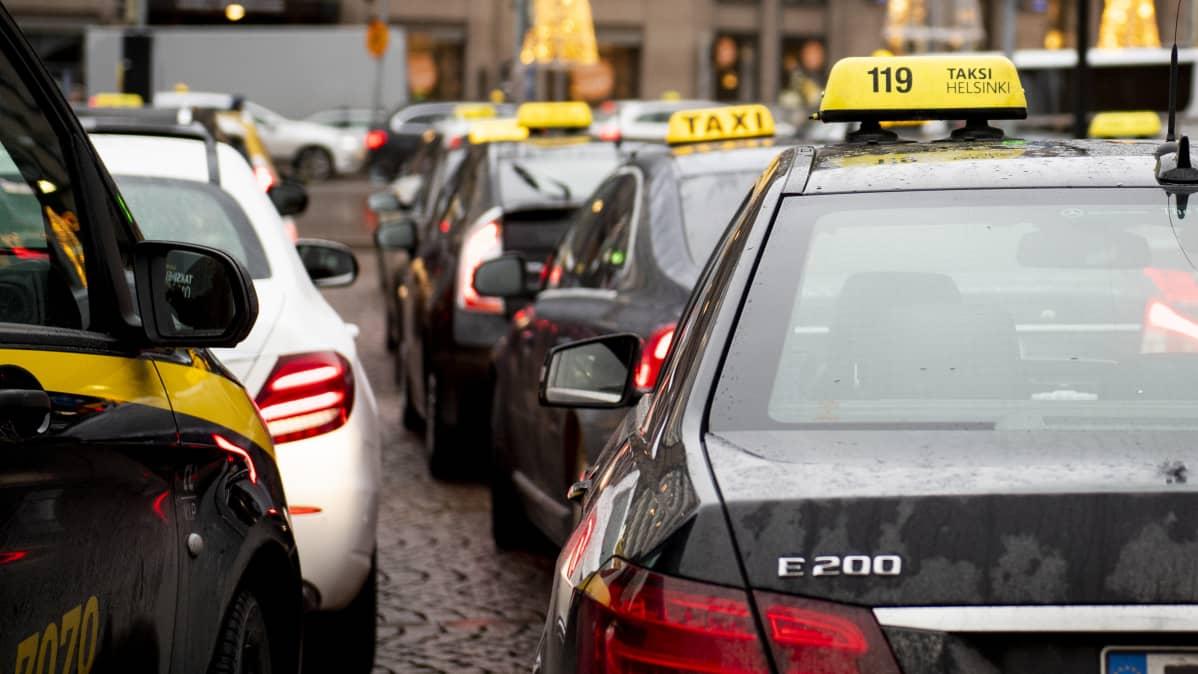 Taksi Uutiset