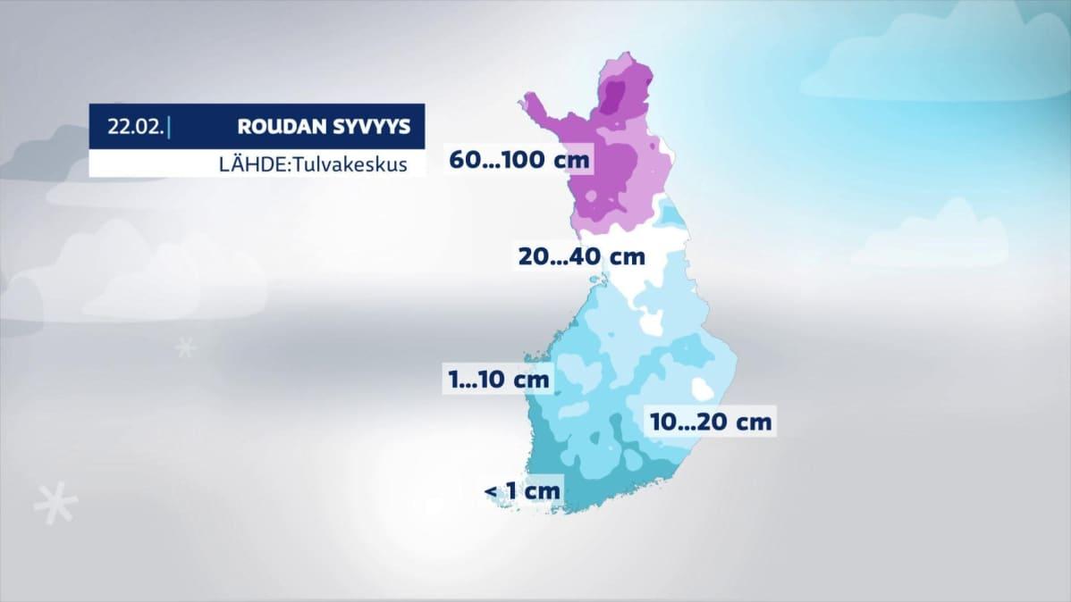 Roudan Syvyys