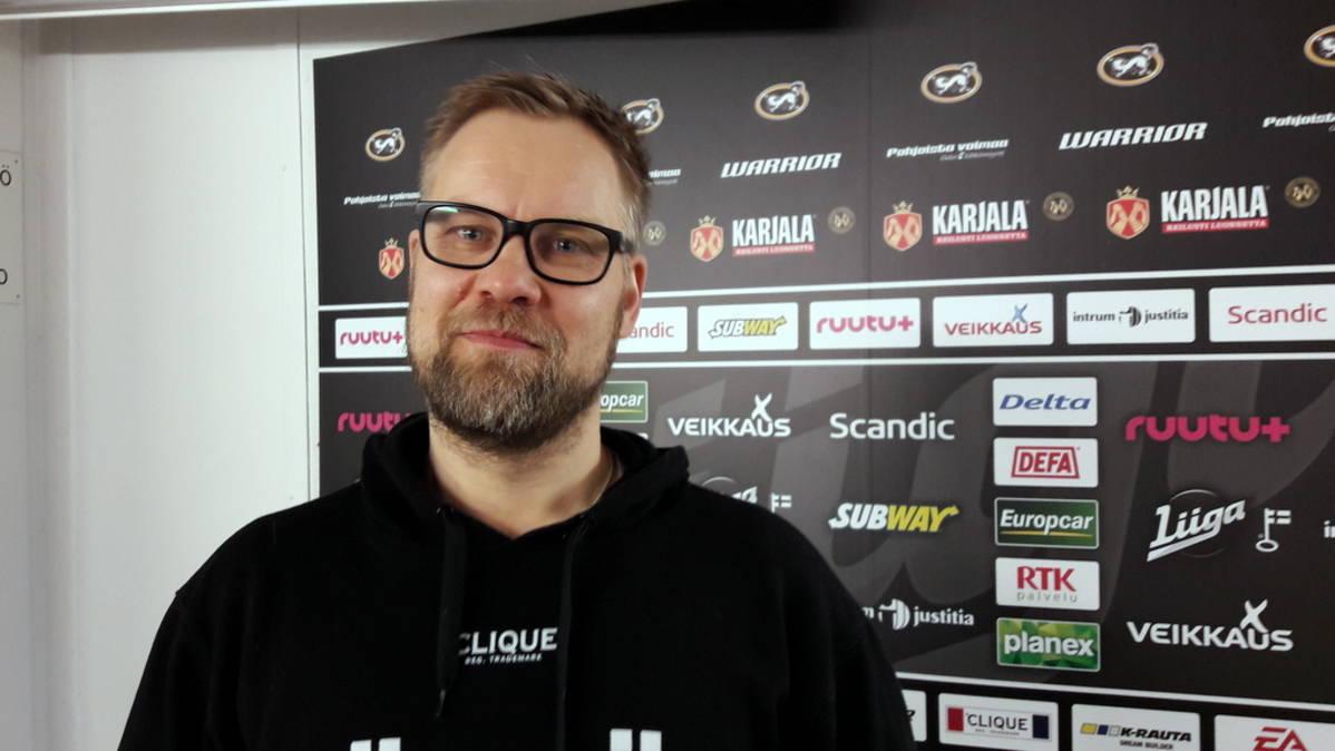 Uudistunut Kärpät heti voittoon - Mikko Manner sai avaussulan hattuunsa | Yle Urheilu | yle.fi