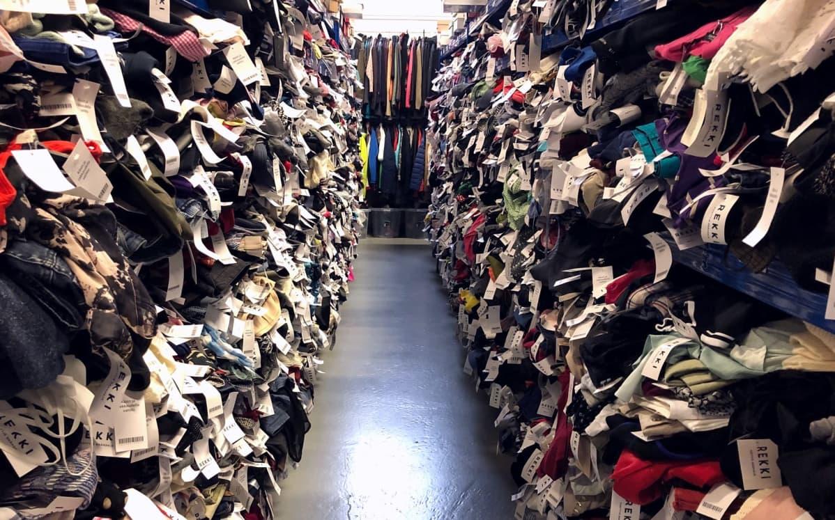 Käytettyjen Vaatteiden Verkkokauppa