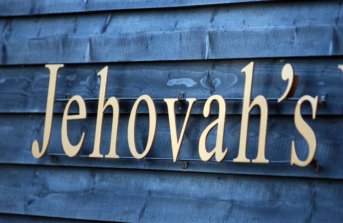 Zeichen Zeugen Jehovas