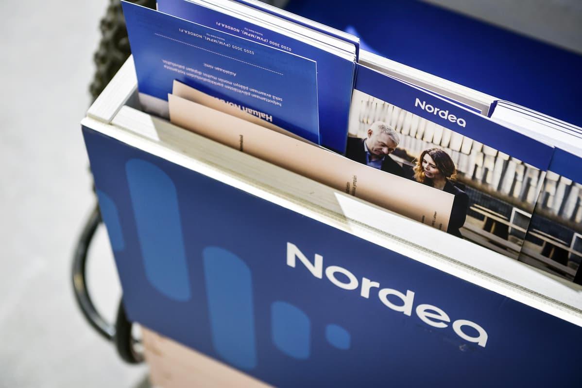 Nordea Yhtiökokous