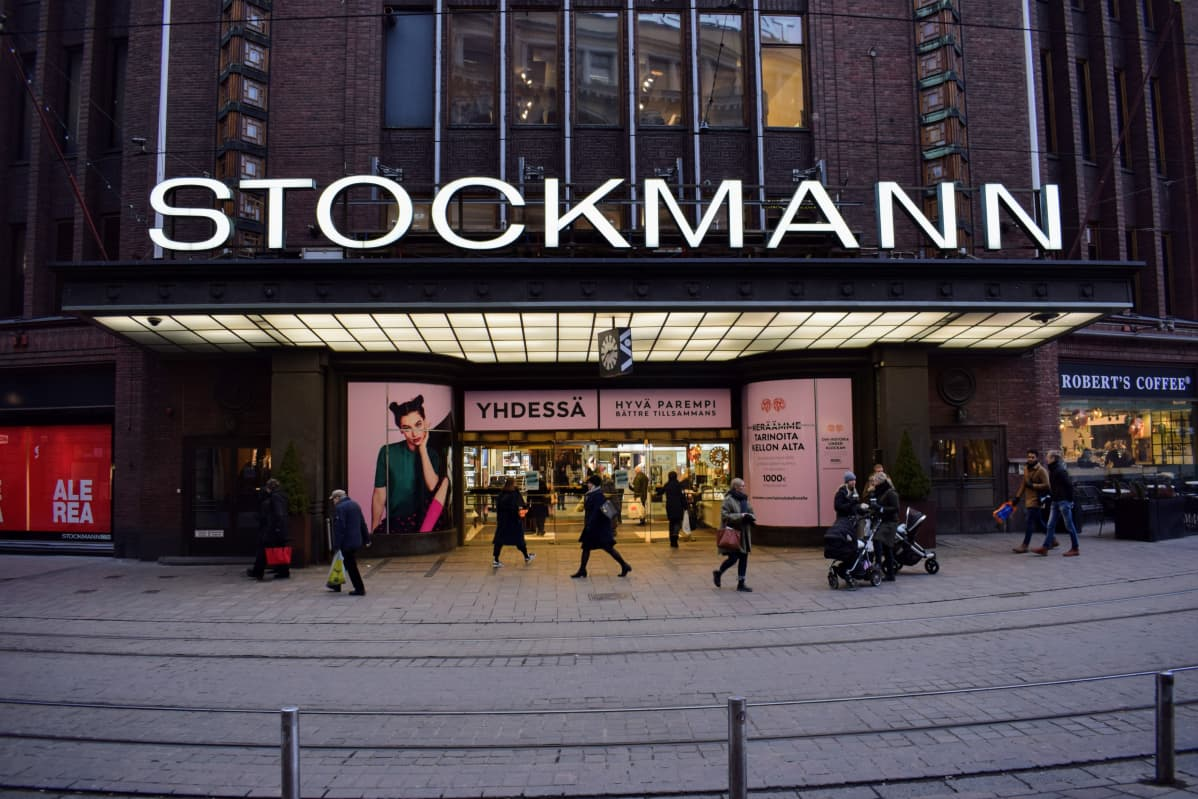 Stockman Tampere