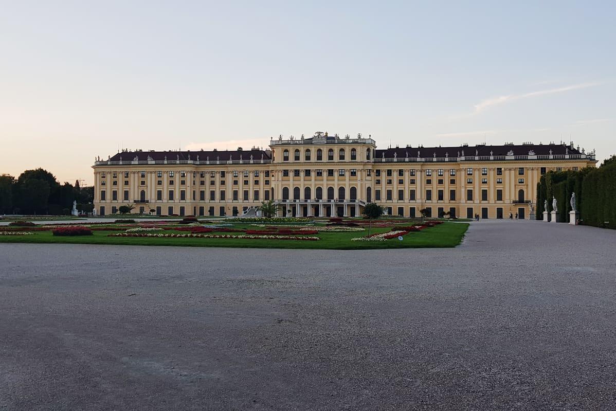 Matka Itävaltaan