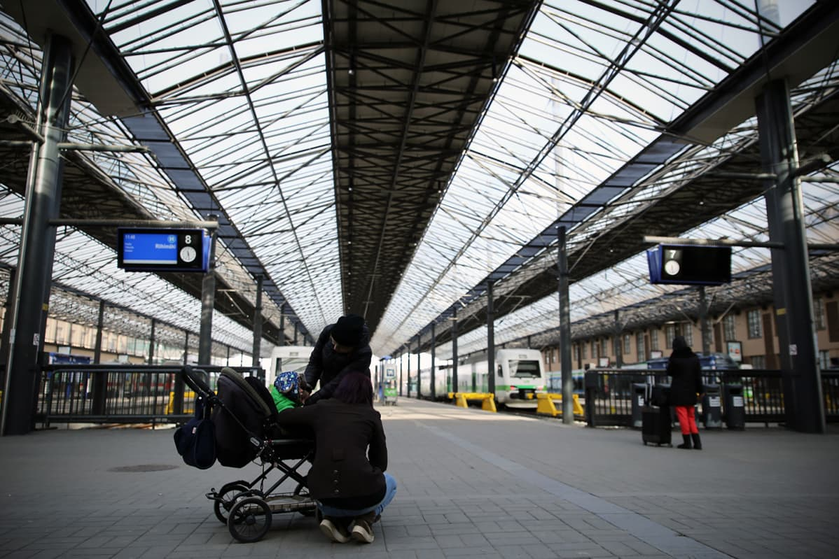 Helsingin Rautatieasema Palvelut