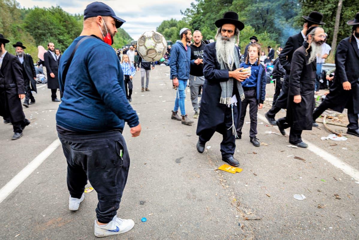 Hasidijuutalaiset