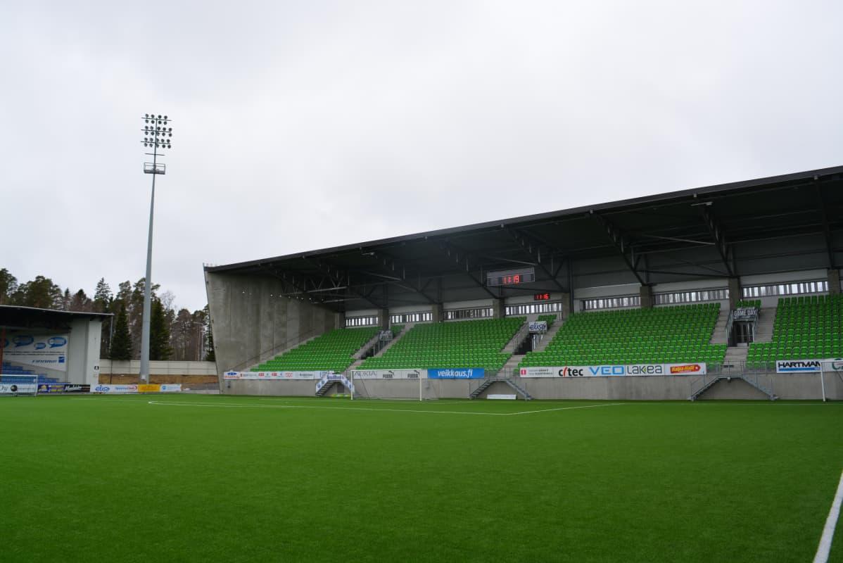 Seinäjoki Jalkapallostadion