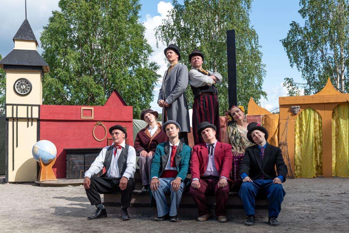Rovaniemen Kesäteatteri
