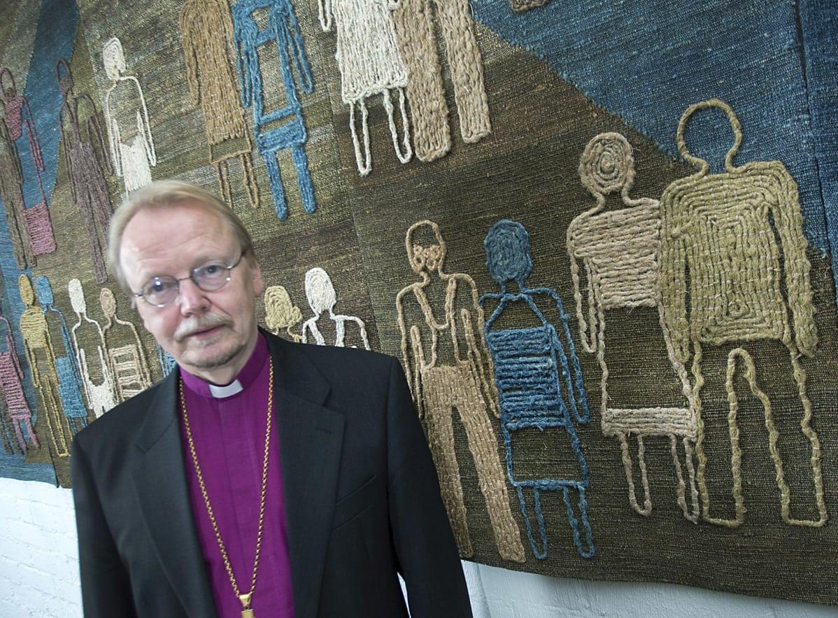Arkkipiispa: Kirkossa oltava häirinnän suhteen nollatoleranssi | Yle Uutiset | yle.fi