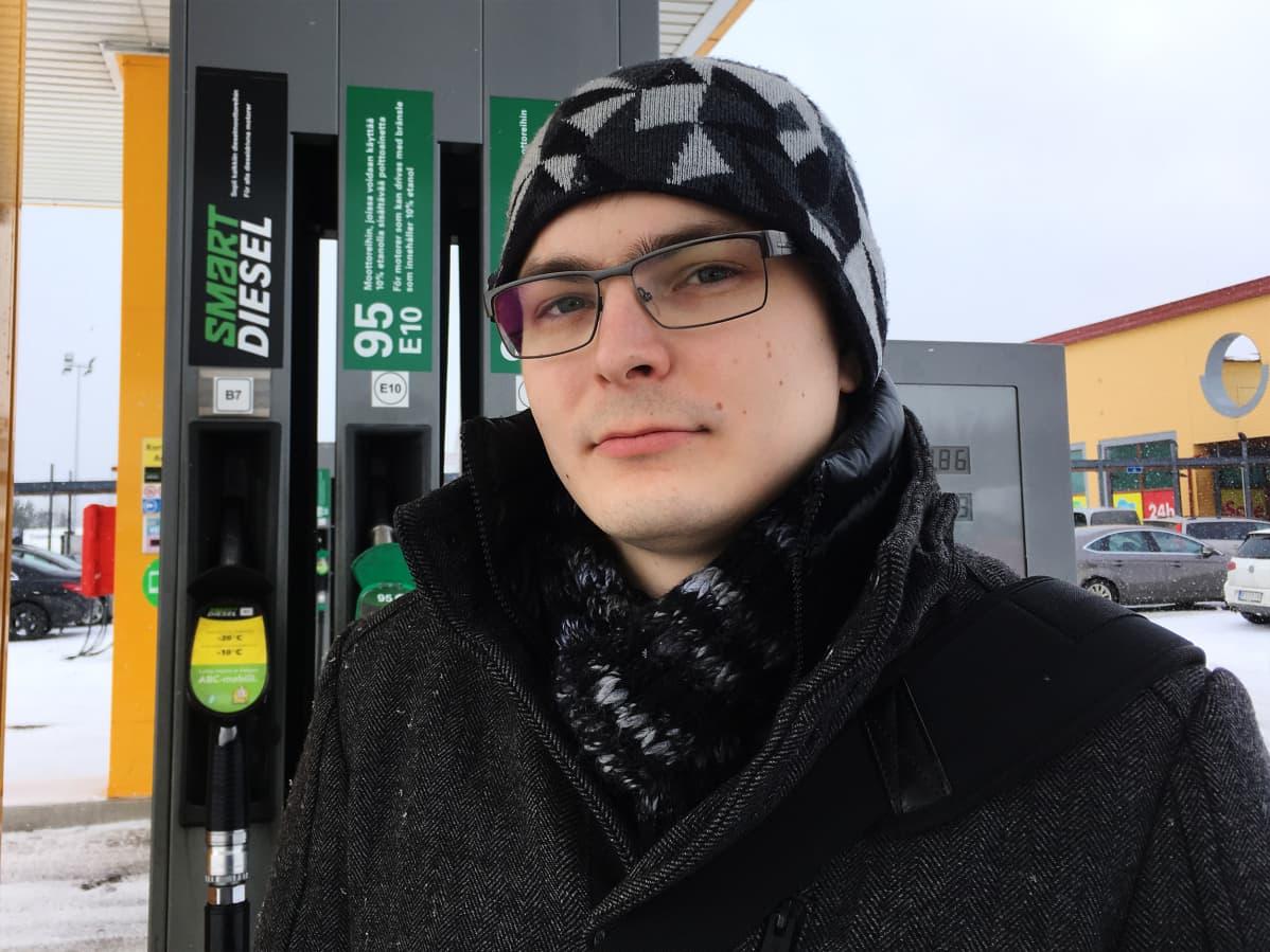 Käytetty Kaasuauto Ruotsista